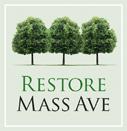 Restore Mass Ave logo