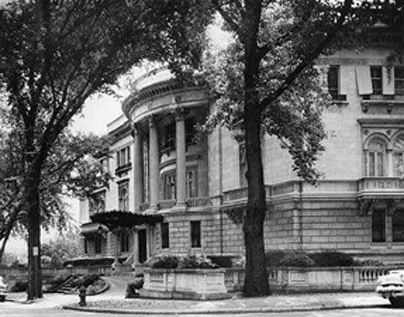 1956 photo of Embassy of Turkey (1606 23 St)